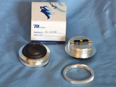 Test Bench: TB Speaker 25-2176S Dome Tweeter
