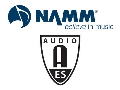 Audio Engineering Society to Join The 2018 NAMM Show in New Format: AES at NAMM