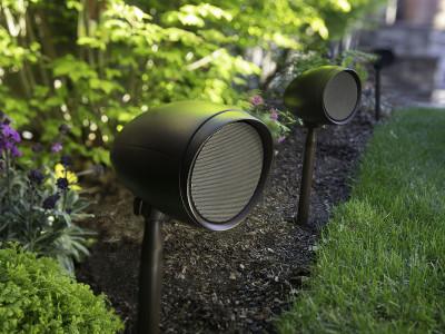 Control4 Debuts Triad Garden Array Outdoor Audio Solution