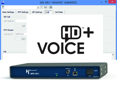 HEAD acoustics Test Equipment Allows HD Voice+ Logo Certification According to new GSMA Standard