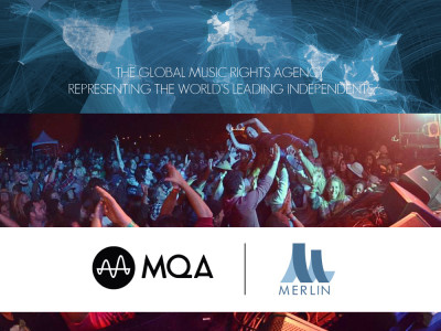 World's Leading Independent Labels Represented by Merlin Sign Multi-year Agreement to Encode Masters in MQA