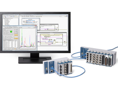 National Instruments Integrates Ethernet TSN Into its CompactDAQ Platform and unveils Next Generation of LabVIEW