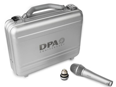 DPA Microphones Celebrates 25th Anniversary with d:facto Limited Edition Kit