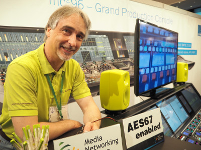 Fundamentals of RAVENNA Audio Networking at 142nd AES Convention in Berlin