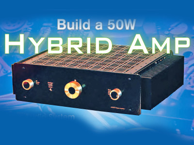 Amplifier War and Peace - An Hybrid Amp