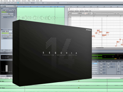MAGIX Releases Sequoia 14 Targeting the Needs of Big Studios and Broadcast Engineers