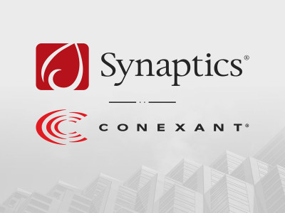 Synaptics to Acquire Audio and Voice Technology Specialist Conexant