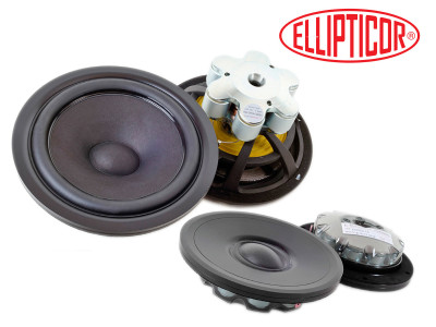 Scan-Speak Introduces First Models from its New Ellipticor Driver Range