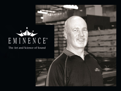 Eminence Speaker Eyes the Future with Engineering Appointment