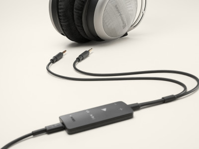 beyerdynamic Announces Impacto essential Digital-Analog Converter in Headphone Cable