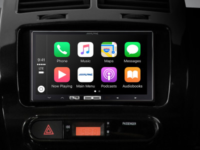 Wireless Apple CarPlay Aftermarket In-Dash Receiver Now Shipping from Alpine Electronics