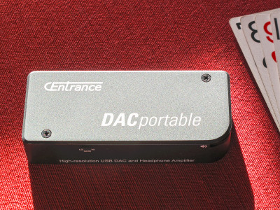Fresh From the Bench: CEntrance DACportable High-Resolution USB DAC and Headphone Amplifier