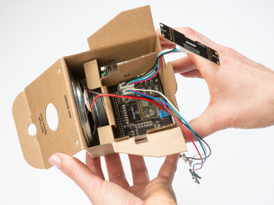 Google Releases Do-It-Yourself Voice Recognition AIY Project