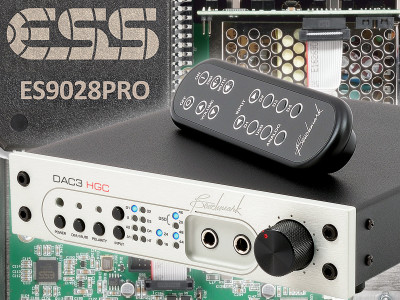 Fresh From the Bench: Benchmark DAC3 HGC Stereo D/A Converter