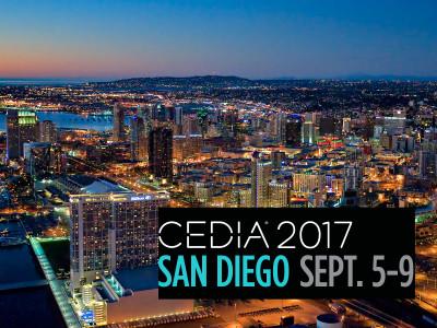 CEDIA 2017 San Diego: A Drive Into the Future