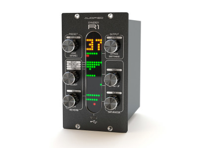 Audified Introduces SYNERGY R1 500 Series Software/Hardware Hybrid Digital/Analogue Processor