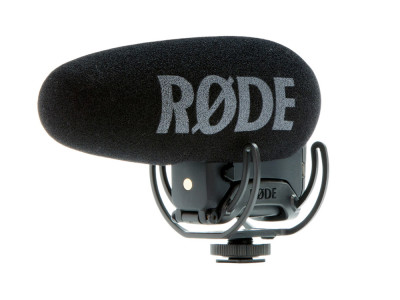 RØDE Microphones Announces Videomic Pro+ On-Camera Microphone