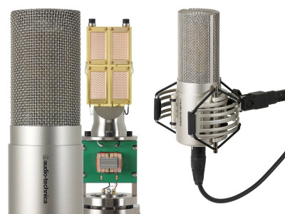 Audio-Technica Now Shipping New Flagship AT5047 Cardioid Condenser Microphone