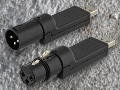 RHC'S StageMASTER Debuts Line Of USB Adapters For Audio Applications