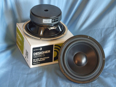 "Test Bench: Dayton Audio DSA175 Designer Series 6.5"" Woofer"