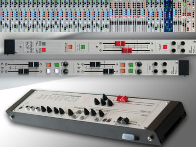 Schertler Expands ARTHUR Modular Mixer with Three New Modules