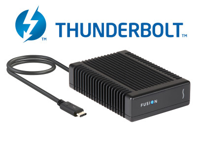 Sonnet Releases 1TB Version of Fusion Thunderbolt 3 PCIe Flash Drive Certified for Mac and Windows
