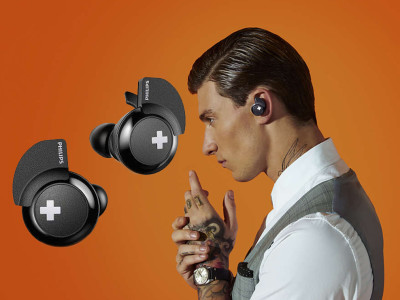 Philips Expands on Wireless with new Bass+ Headphones and True Wireless Earbuds