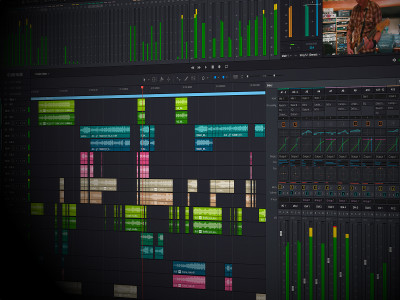 Blackmagic Design new DaVinci Resolve 14 Software with Fairlight Audio Tools is Now Shipping