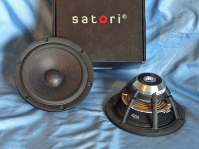 "The MR16P-4 6.5"" Satori Midrange from SB Acoustics"