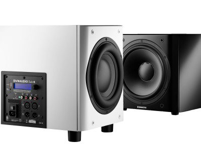 New Dynaudio Subwoofers Bring High-End and Low-End Options to Home Cinema and Stereo Installations