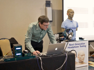 Headphone & Headset Measurements Presented by Listen and G.R.A.S. – Chicago and Boston Seminars