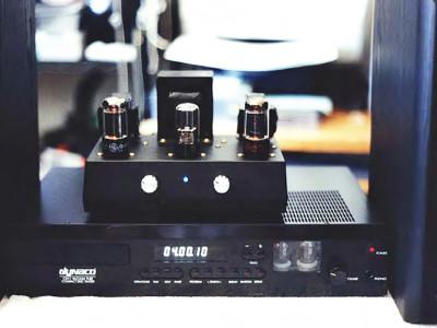 Mini Single-Ended Amp