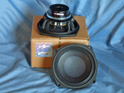B&C Speakers 6MBX44 MBX Mid-Bass Woofer