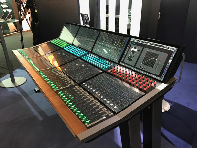 StageTec Introduces AVATUS IP-Based Audio Production Console in Cooperation with DirectOut