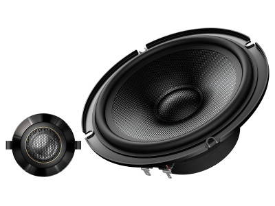 Pioneer Introduces Eight Speakers and Six Subwoofers on New Z and D High Performance Automotive Loudspeaker Series