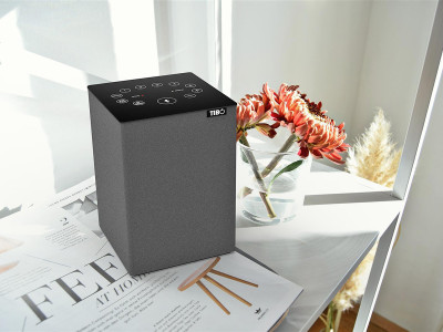 TIBO Electronics Choros Tap Smart Speaker Supports Multiroom Mode with Amazon Alexa