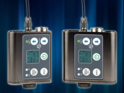 Lectrosonics Introduces the SMWB and SMDWB Wideband Wireless Transmitters that can also Act as a Body-Worn Recorder
