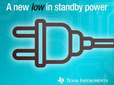 A New Low in Standby Power with Texas Instruments' new LLC Controller