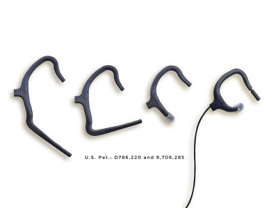 Point Source Audio Awarded Patents for Embrace Earmount Microphone Design and Functionality