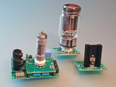 T-reg: A High-Voltage Regulator for Tube Amps