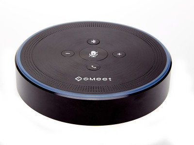 XMOS Provides XFV3000 Voice Processor for eMeet OfficeCore M1 Wireless Conference Speaker