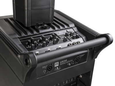 HK Audio Expands Lucas Nano Family of Portable PA Systems