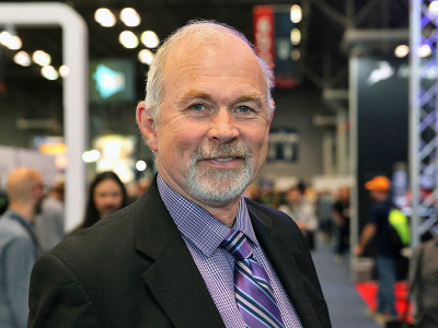 David Scheirman Takes Office as President of the Audio Engineering Society