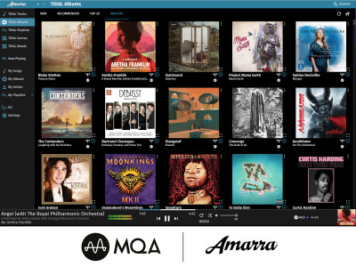 Sonic Studio Brings Integrated MQA Support to Amarra Luxe 4.1