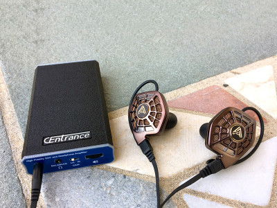 CEntrance Debuts BlueDAC Portable Balanced DAC/Amp with Wired and Wireless Connectivity