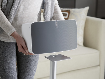 Sanus Expands Wireless Speaker Stand Series to Accommodate Sonos PLAY:5 Speaker