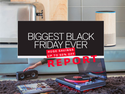 Black Friday: Futuresource Announces Key Global CE Retail Trends