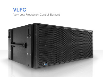 Meyer Sound Expands LEO Family with VLFC Very Low Frequency Control Element