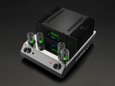 McIntosh MA252 First Ever Hybrid Integrated Amplifier is Now Available