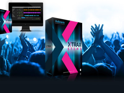 Audionamix Releases XTRAX STEMS Fully-Automatic 3 STEM Separator